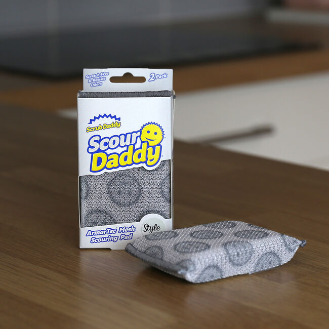 Scour Daddy 2 Pack - Grey