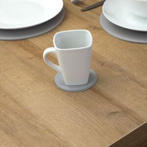 ABNEY & CROFT WHITE Square Mug