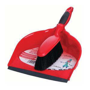 Wham Klean Dustpan & Brush Set