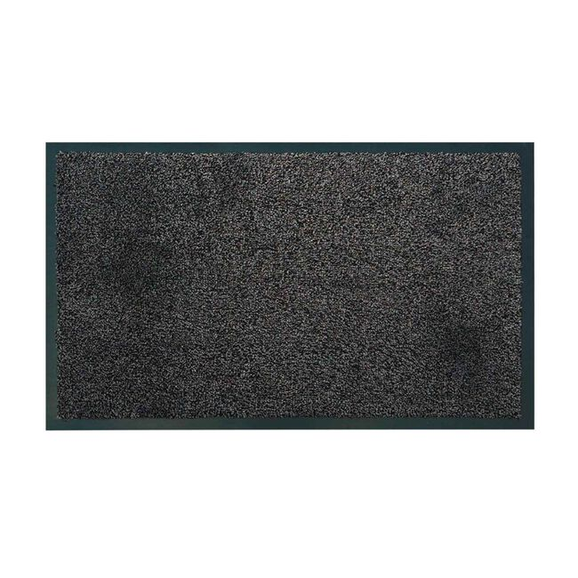 Chestnut Grove Washable Grey Door Mat 50x80cm