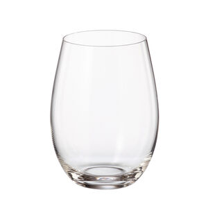 Bohemia Cristallin 6 430ml Tumbler Glasses