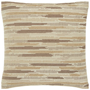 Incandescent Cushion 58x58cm - Natural
