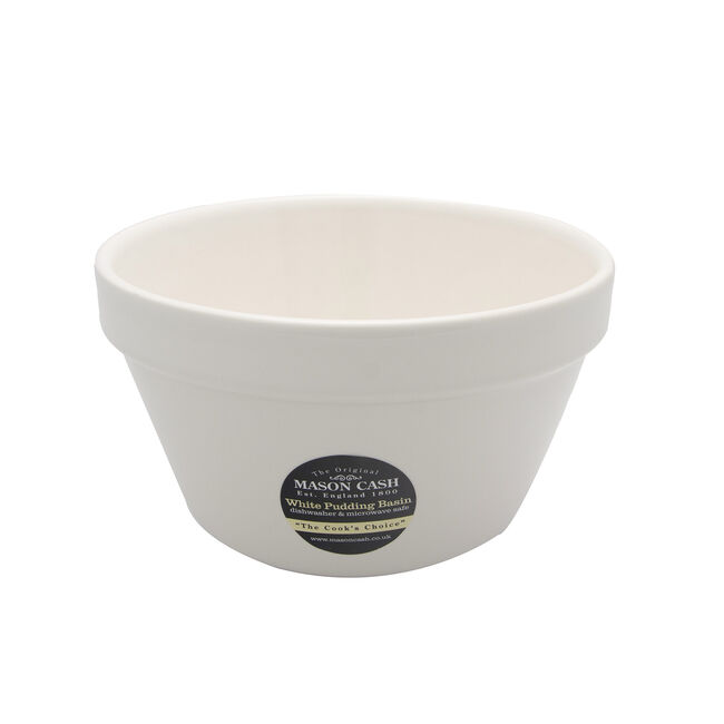 Mason Cash White Pudding Basin