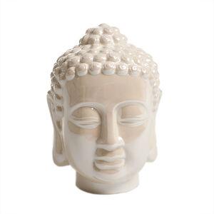 Ceramic Buddha Head Home Decor