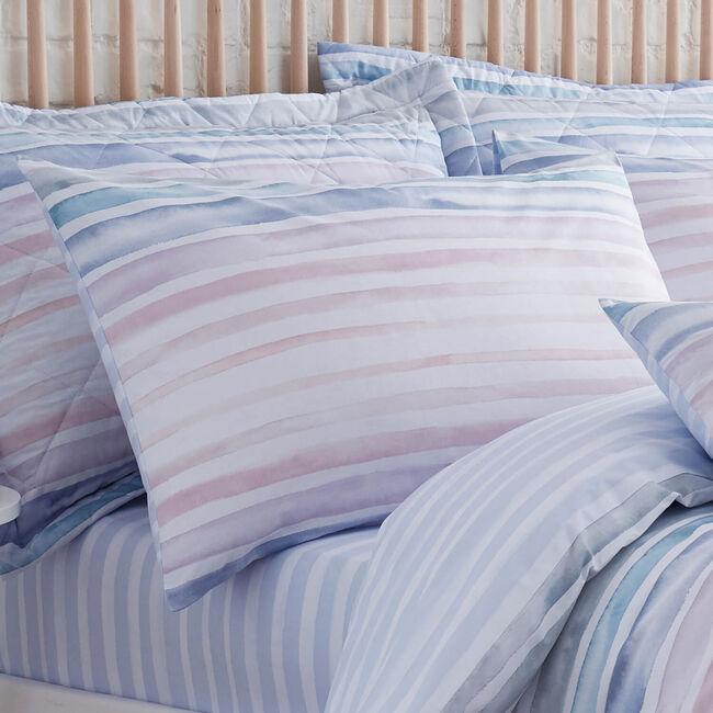 Aoileann Oxford Pillowcase Pair - Multicolour