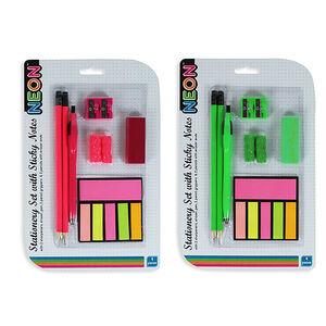 Sticky Notes Stationery Set