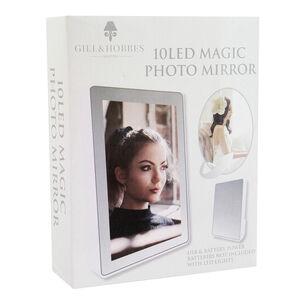10 LED Magic Photo Mirror