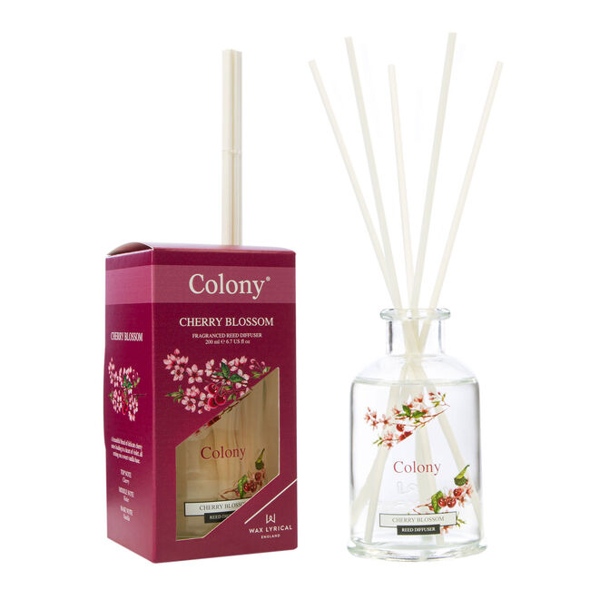 Colony Cherry Blossom Reed Diffuser 200ml