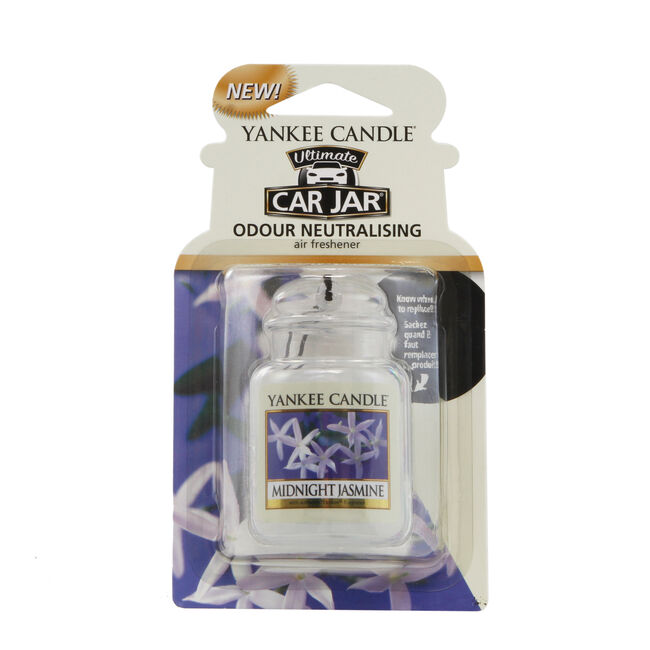 Yankee Candle Midnight Jasmine Car Jar