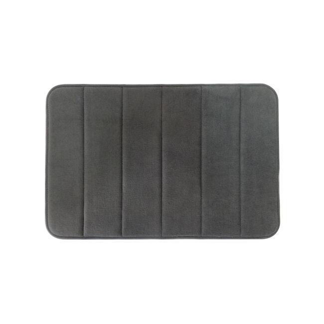 Memory Foam Steel Bath Mat 40cm x 60cm