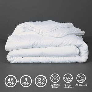 Four Seasons Duvet Super King