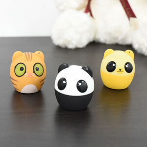 Mini Animal Bluetooth Speaker with Selfie Function