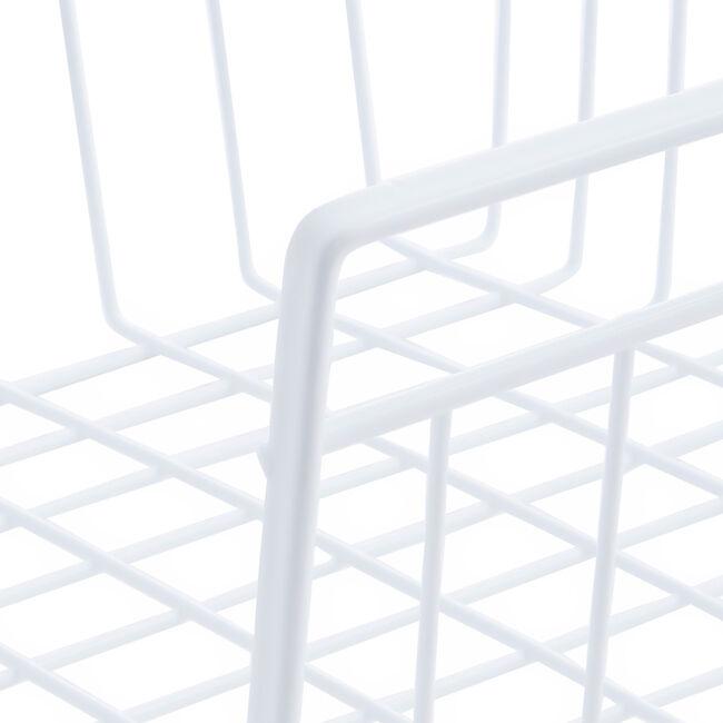 Hanging Basket White