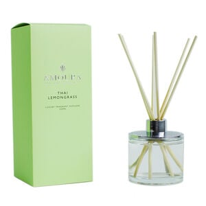 Amoura Thai Lemongrass Reed Diffuser