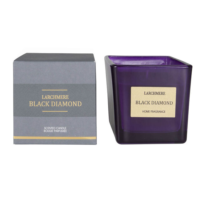 Larchmere Black Diamond Scented Candle