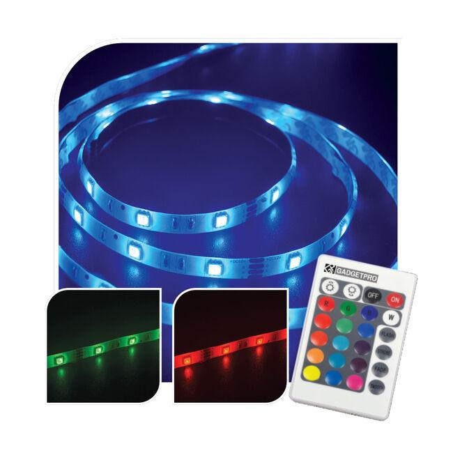 2m Colour Change Led Stripe Light Kit