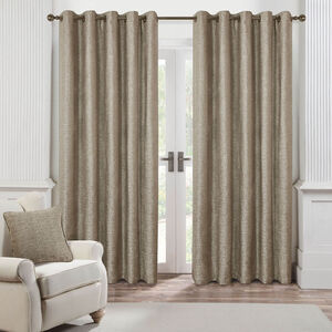 BRICKS CHAMPAGNE BEIGE 66x90 Curtain