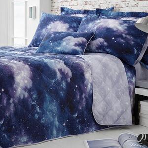 Benji Blue Bedspread