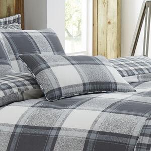 Jack Charcoal Cushion 30x50cm