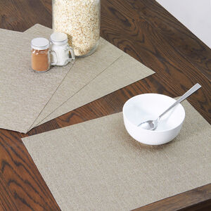 Entwine Natural Placemat