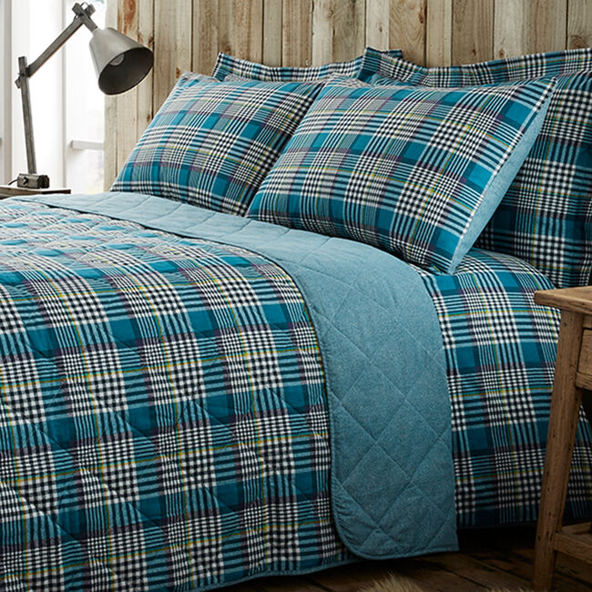 Brushed Cotton Rathruane Bedspread