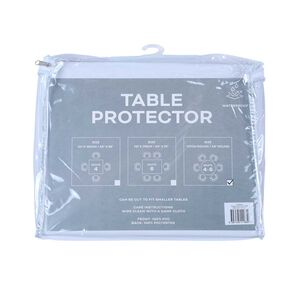 Table Protector Round 137cm