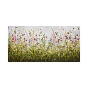 Foxglove Haven Canvas 50x100cm