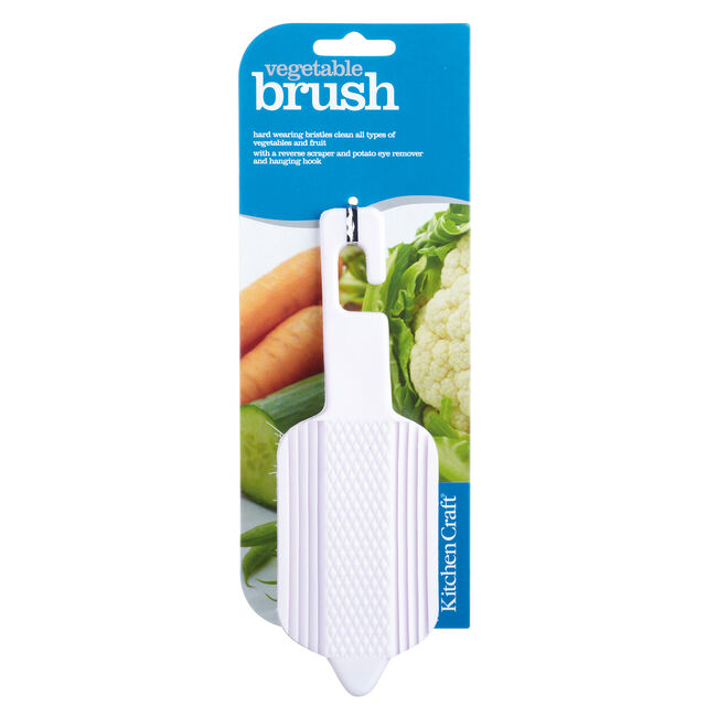 Kitchen Craft Vegetable Cleaning Brush