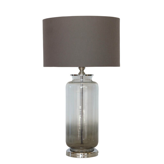 Ombre Table Lamp - Sage