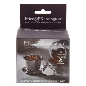 Price & Kensington Novelty Infuser with Drip Tray