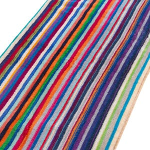 Nicole Day Stripe Beach Towel