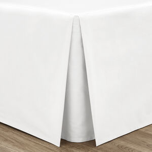 Luxury Percale Platform Valance Sheets