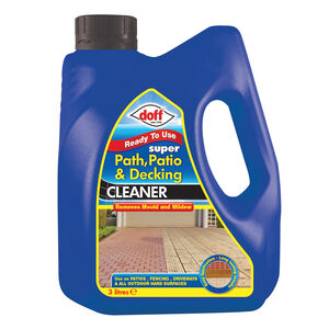Doff Super Path, Patio and Decking Cleaner