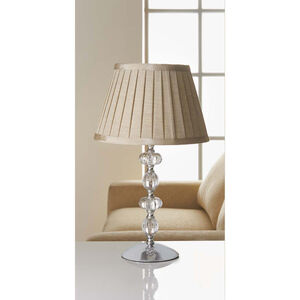 Crystal Glass Ball Table Lamp