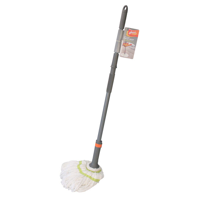 Gleam Clean Supreme Twist Mop