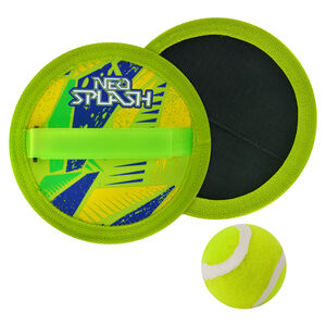 Neoprene Beach Paddle Catch Set