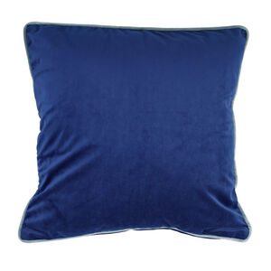 Naomi Cushion 58x58cm - Navy