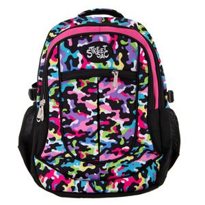 Streetsac Camouflage Schoolbag