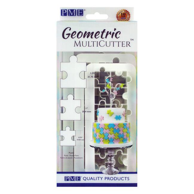 PME Puzzle Geometric Cutter