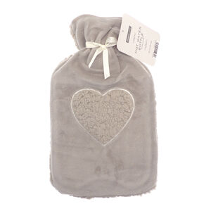 Plush Sherpa Hot Water Bottle