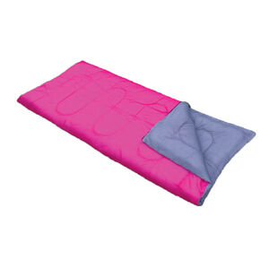 Pink Envelope Sleeping Bag