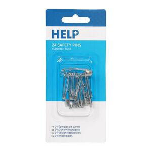 Help Safety Pins