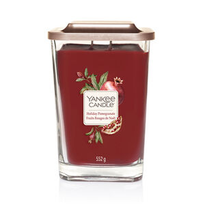 Elevation Holiday Pomegranate Large Jar