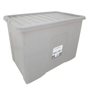 Crystal Box & Lid 80L - Slate