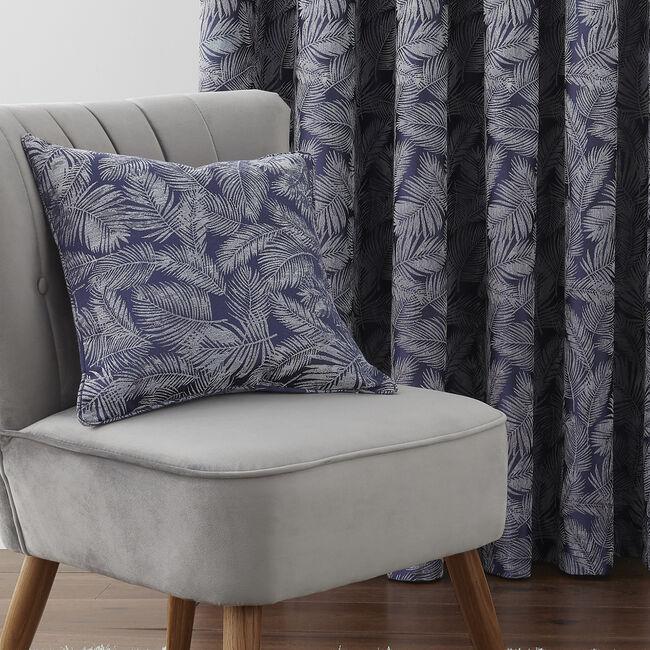 Amazon Cushion 45x45cm - Navy
