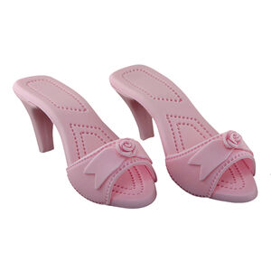 PME Ladies Shoes Handcrafted Sugar Toppers