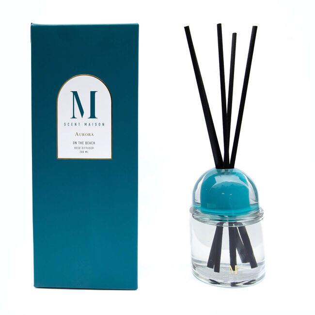 Scent Maison On The Beach Reed Diffuser