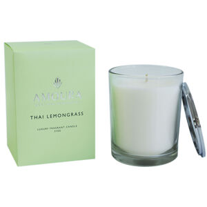 Amoura Lemongrass Scented Candle