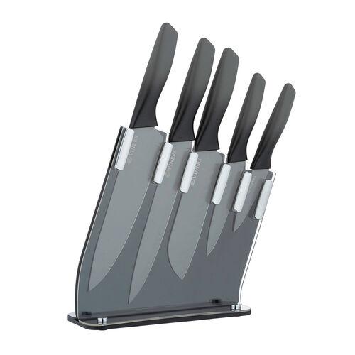 Viners Twilight 6 Piece Knife Block Set