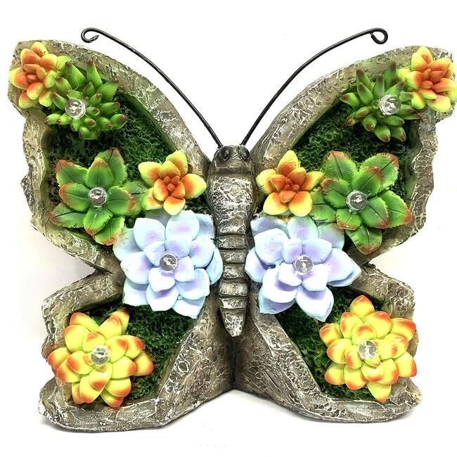 Solar Butterfly Garden Decoration